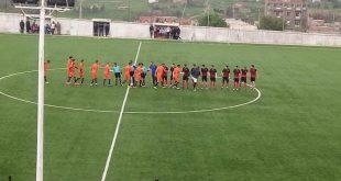 فريق أمل عين السبت لكرة القدم يحقق فوز هام على حساب هلال سطيف بهدفين دون رد