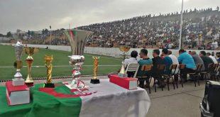الملعب البلدي ببلدية عين السبت المرفق الرياضي الترفيهي الوحيد يبحث عن الدعم لاتمامه