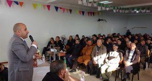بلدية عين السبت تحيي اليوم الوطني للبلدية بتجمع شعبي مع المواطنين و فعاليات المجتمع المدني