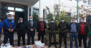 بلدية عين السبت | حملة تعقيم و تحسيس للوقاية من انتشار جائحة كورونا_كوفيد 19