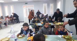 مطعم مدرسي جديد بابتدائية عمار زعيو بولبان يدخل حيز الاستغلال