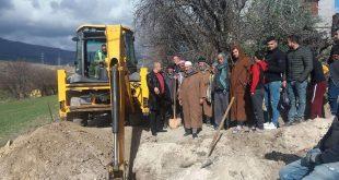 انطلاق أشغال مشروع ربط مشاتي منطقة عين جوهرة بشبكة الغاز الطبيعي…