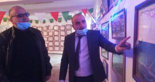 زيارة للمتحف البلدي ضمن فعاليات إحياء اليوم الوطني للبلدية